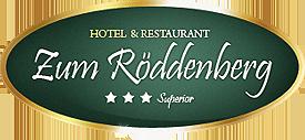 Hotel & Restaurant Zum Röddenberg - Logo