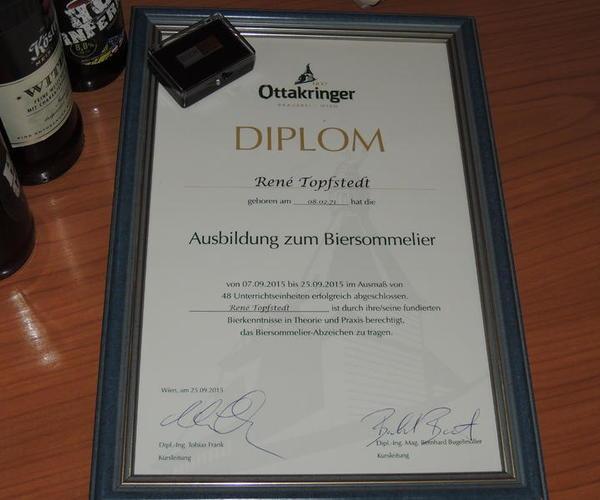 Diplom - Renè Topfstedt